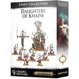 Warhammer 40K Start Collecting Daughters of Khaine