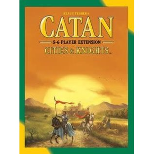 Catan Cities & Knights 5-6 Player