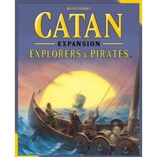Catan Explorers & Pirates
