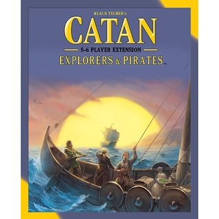 Catan Explorers & Pirates 5-6 Player
