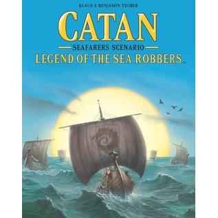 Catan: Seafarers Scenario Legend of the Sea Robbers