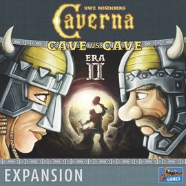 Caverna: Cave vs Cave 2nd Era Expansion