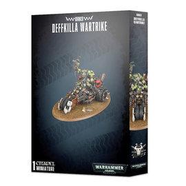 Warhammer 40K: Ork Defkilla Wartrike