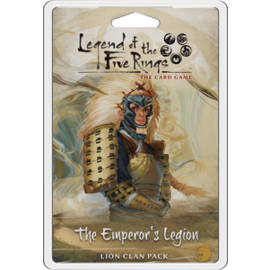 Fantasy Flight Games Legends of the Five Rings: The Emperor's Legion Clan Pack