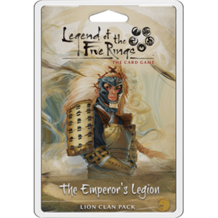 Fantasy Flight Games Legend of the Five Rings: The Emperor's Legion Clan Pack