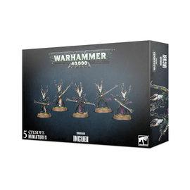 Warhammer 40K Drukhai Incubi