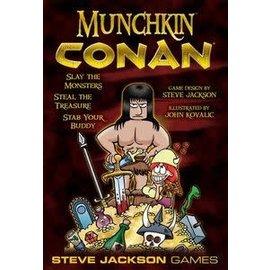 Munchkin: Conan