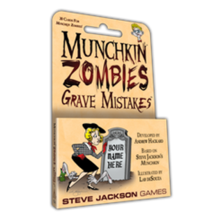 Munchkin Zombies: Grave Mistakes