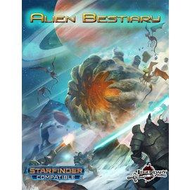 Alien Bestiary (Starfinder Compatible)