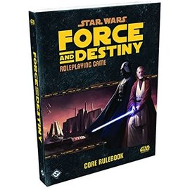 Fantasy Flight Games Force and Destiny: Core Rulebook