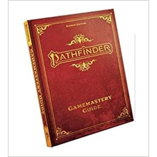 Pathfinder Gamemastery Guide 2nd Ed. Special Edition