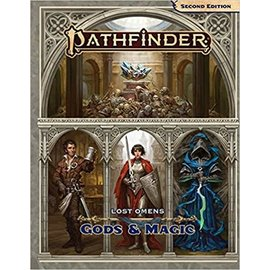 Pathfinder RPG: Lost Omens: Gods and Magic