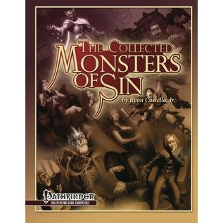 Pathfinder the Collected Monsters of Sin