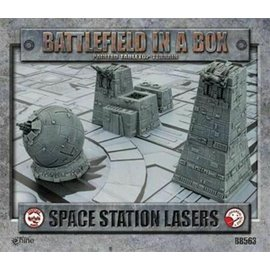 Space Station Lasers