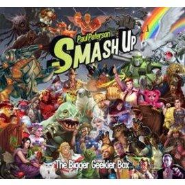AEG Smash Up: The Bigger, Geekier Box