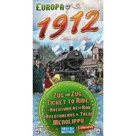 Days of Wonder Ticket to Ride: Europa 1912