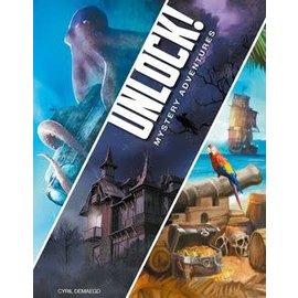 UNLOCK!: Mystery Adventures