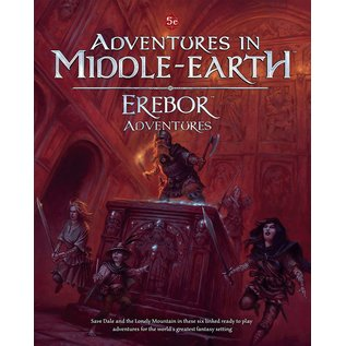 ADVENTURES IN MIDDLE EARTH EREBOR