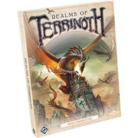Fantasy Flight Games Genesys: Realms of Terrinoth
