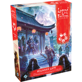 Fantasy Flight Games Legend of the Five Rings Beginner Game
