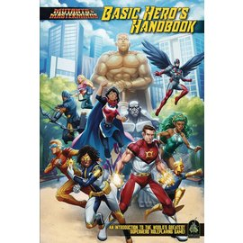 Mutants and Masterminds Basic Hero's Handbook