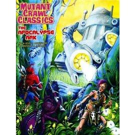 Mutant Crawl Classics Apocalypse Ark
