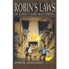 Robin's Law of Good Game Mastering