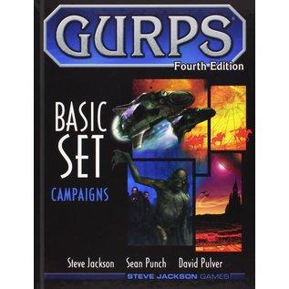 GURPS Basic Set Campaigns