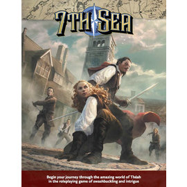 7TH SEA 2E CORE RULES