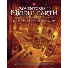 ADVENTURES IN MIDDLE EARTH LONELY MOUNTAIN