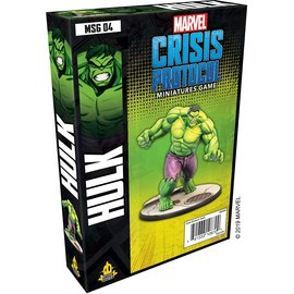 Atomic Mass Games Marvel Crisis Protocol: Hulk