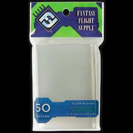 Fantasy Flight Games FFG Standard American Sleeves (50) Green