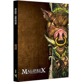 Malifaux 3rd Bayou