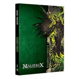 Malifaux 3rd Resurrectionists