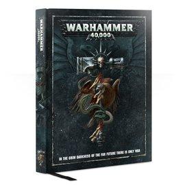 Warhammer 40K WARHAMMER 40000 RULEBOOK (ENGLISH)