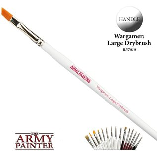 LARGE DRYBRUSH PAINT BRUSH SINGLE