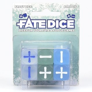 Frost Fate Dice