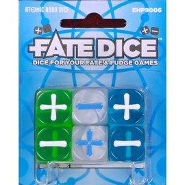 Atomic Fate Dice