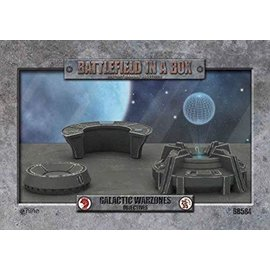 Galactic Warzones Objectives