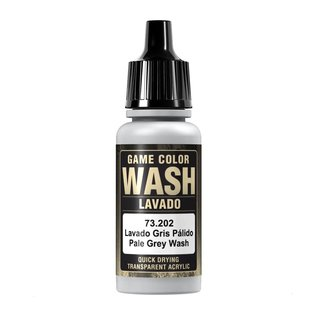 Game Color: Pale Grey Wash (17ml)