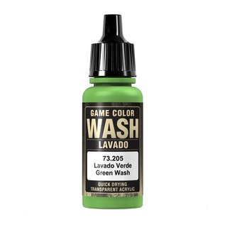 Game Color: Green Wash (17ml)