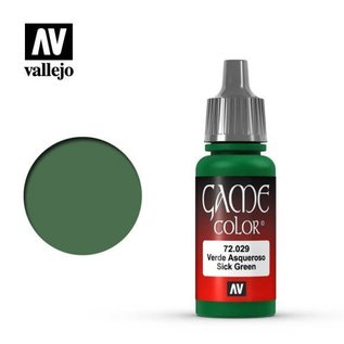 Game Color: Sick Green (17ml)