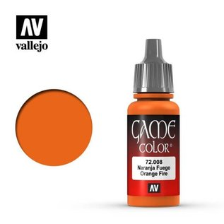 Game Color: Orange Fire (17ml)
