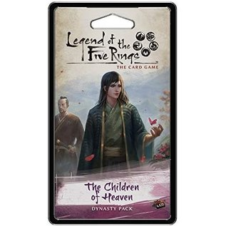 Fantasy Flight Games Legend of the Five Rings: The Children of Heaven