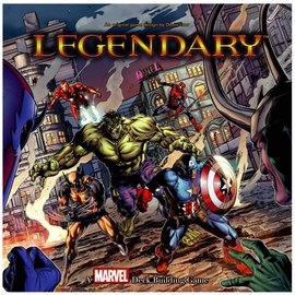 Legendary DBG: Marvel Core Set