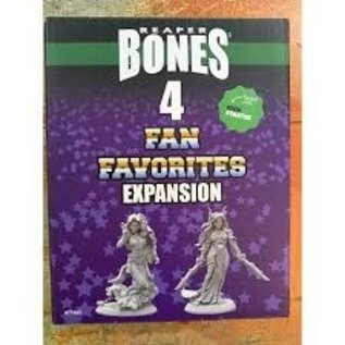 Bones Kickstarter Fan Favorites