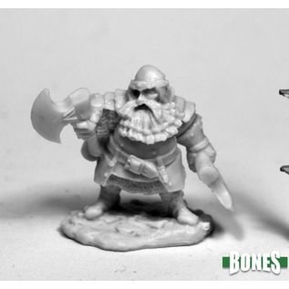 Reaper Hagar, Dwarven Hero