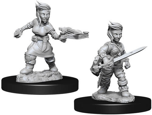 Female Halfling Rogue Goblin Games Check out our halfling rogue selection for the very best in unique or custom, handmade pieces from our toys & games shops. female halfling rogue