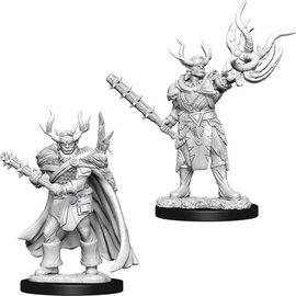 Male Half Orc Druid