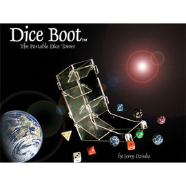 Dice Boot Tower